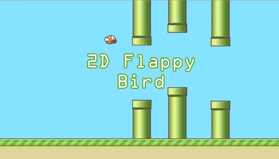 2D Flappy Bird Clone Game Tutorial - Unity3D (C#) | Coffee