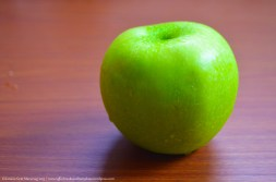 A Beautiful Green Apple! :)