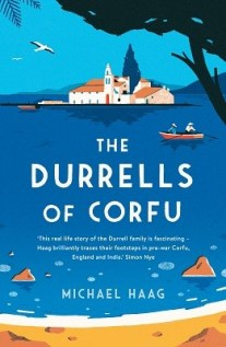 The Durrells of Corfu - Michael Haag