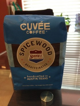 Review: Cuvée Decaf Spicewood 71 (Spicewood, Texas)