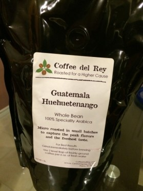 Review: Coffee del Rey Guatemala Huehuetenango (Plano, Texas)