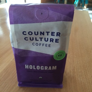 Review: Counter Culture Hologram Espresso (Durham, North Carolina)
