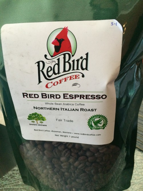 Review: Red Bird Espresso (Bozeman, Montana)