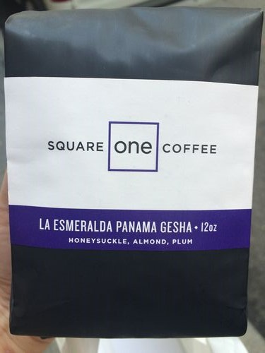 Review: Square One Panama La Esmerelda Gesha (Lancaster, Pennsylvania)