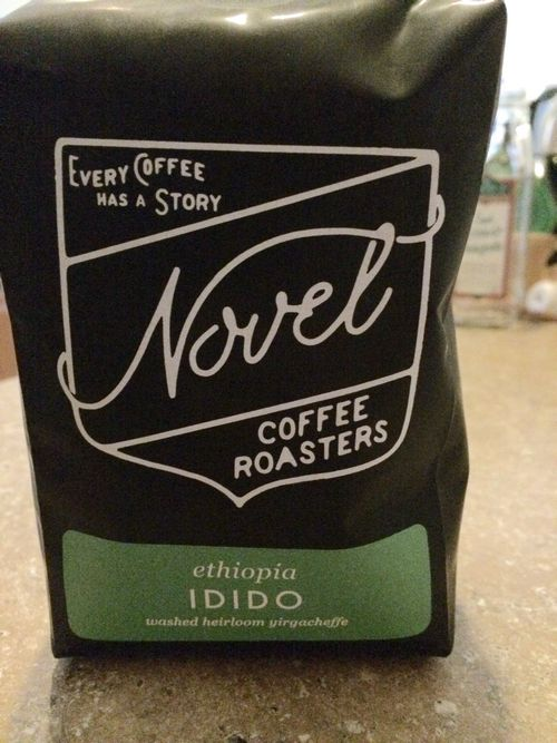 Review: Novel Coffee Roasters Ethiopia Idido (Dallas, Texas)