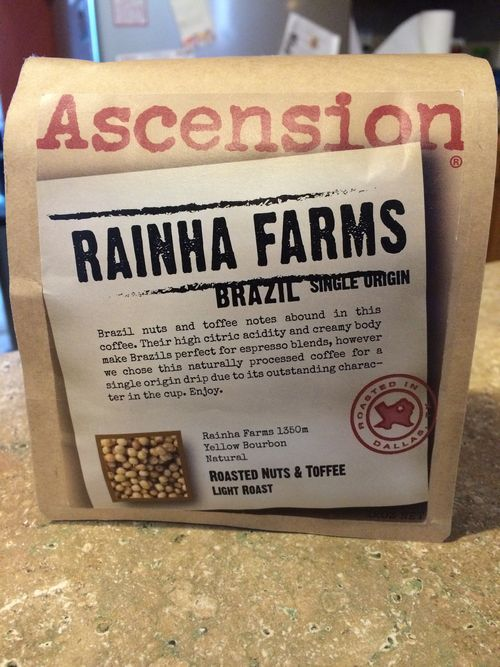 Review: Ascension Brazil Rainha Farms (Dallas, Texas)