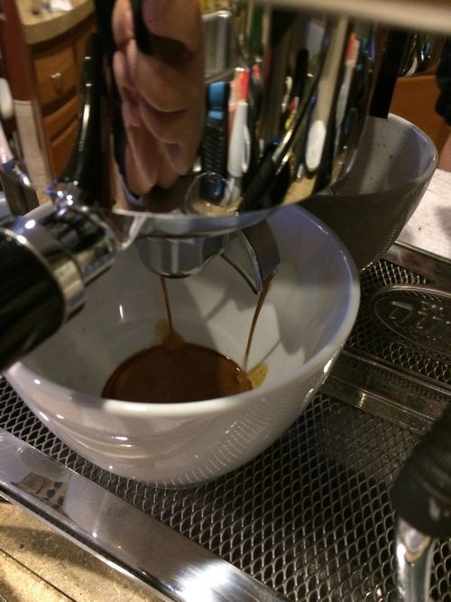 "Advice: Anatomy of a ""good"" espresso shot"