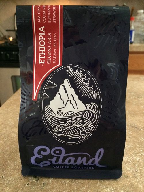 Review: Eiland Coffee Roasters Ethiopia Sidamo Ardi (Richardson, Texas)