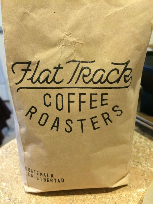 Review: Flat Track Coffee Roasters Guatemala La Libertad (Austin, Texas)