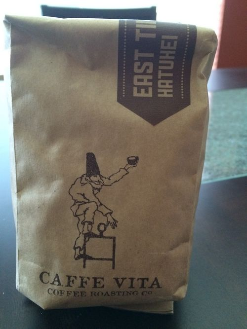 Review: Caffe Vita East Timor Hatuhei (Seattle, Washington)