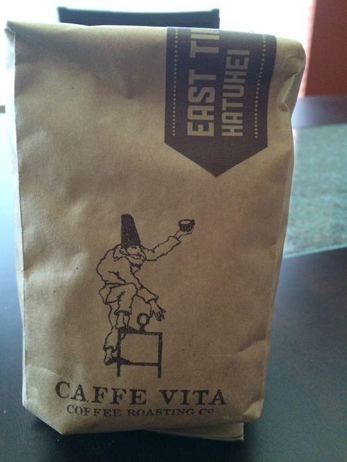 Review: Caffe Vita East Timor Hatuhei (Seattle, Washington)