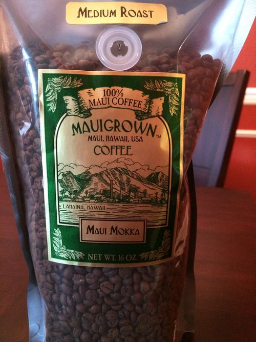 Review: MauiGrown Coffee Maui Mokka (Hawai'i)