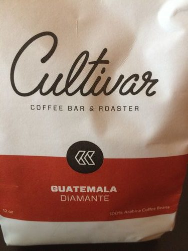 Review: Cultivar Coffee Guatemala Diamante (Dallas, Texas)