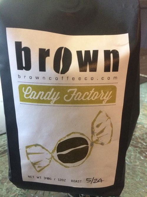 Review: Brown Coffee Co. Candy Factory (San Antonio, Texas)