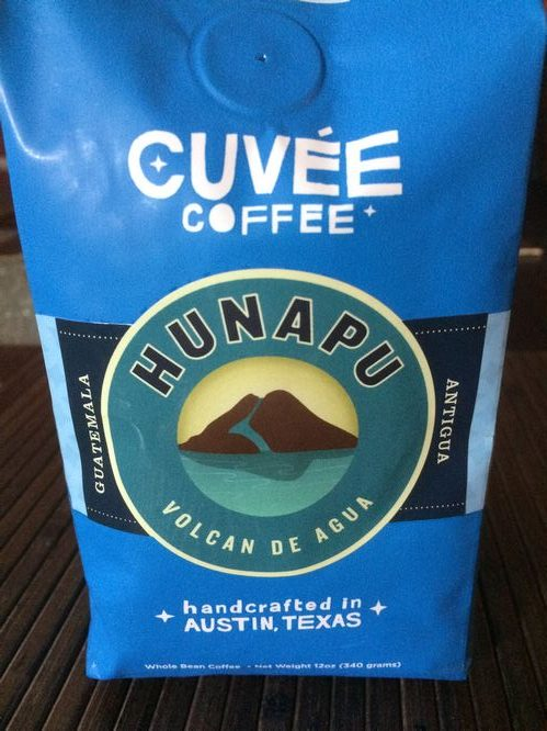 Review: Cuvée Coffee Guatemala Hunapu (Austin, Texas)