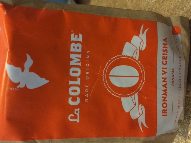 Review: La Colombe Panama Ironman VI Geisha (Philadelphia, Pennsylvania)