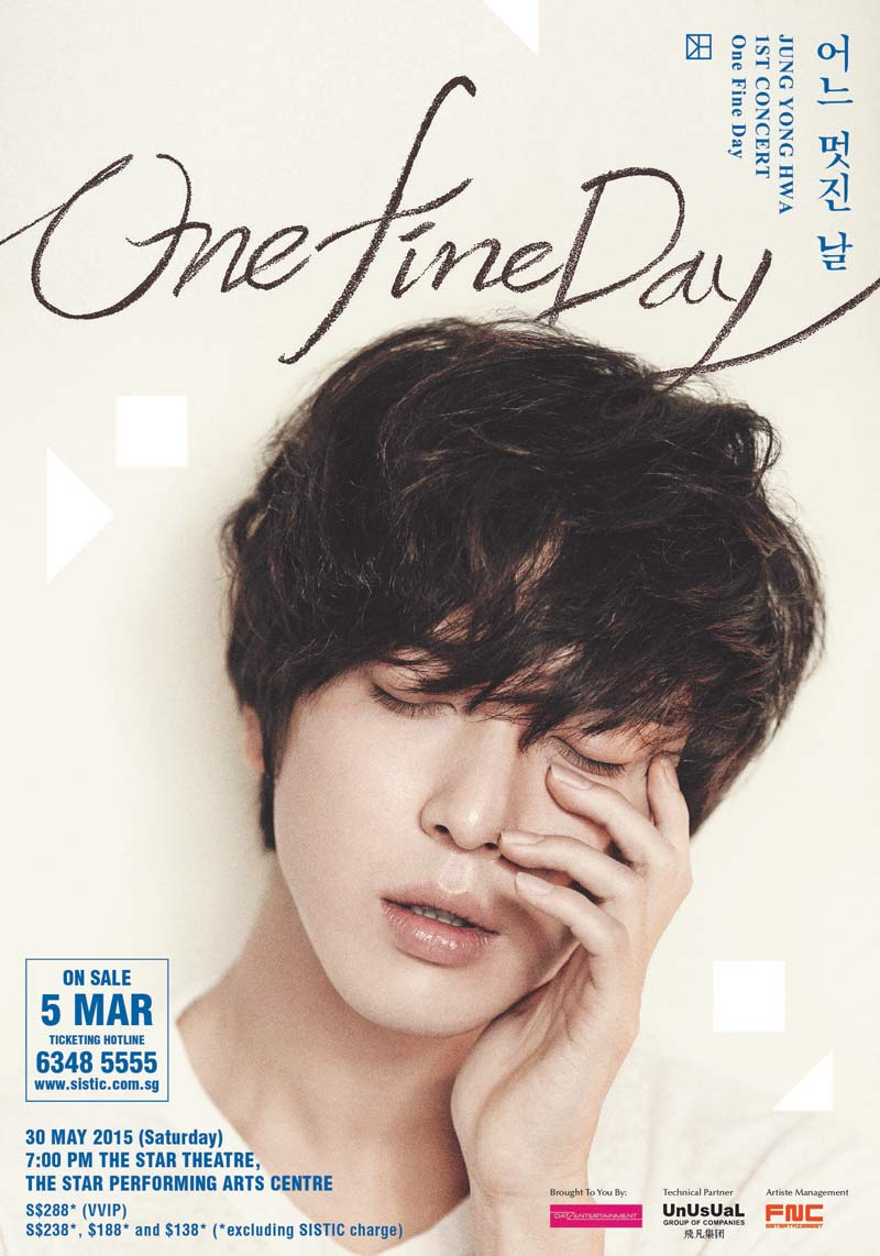 One Fine Day in SG Poster