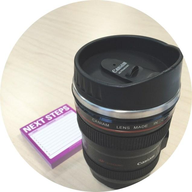 Lense mug