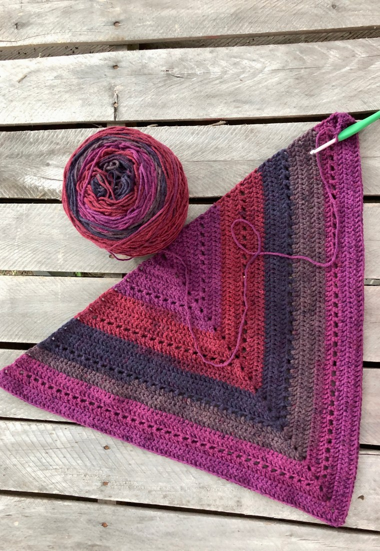Current Crochet Project – Pattern by Just Be Crafty