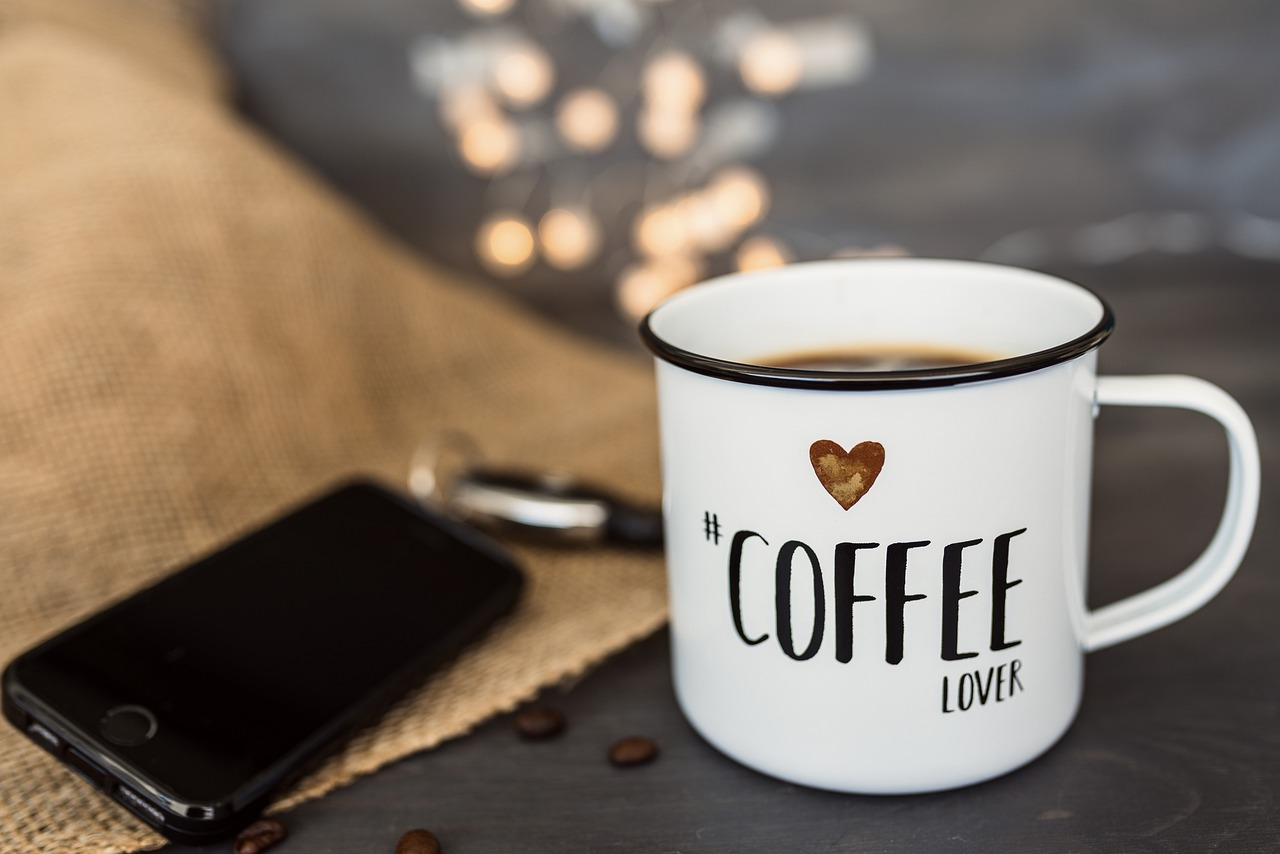 Coffee Coffee Break Cup Drink  - suju / Pixabay
