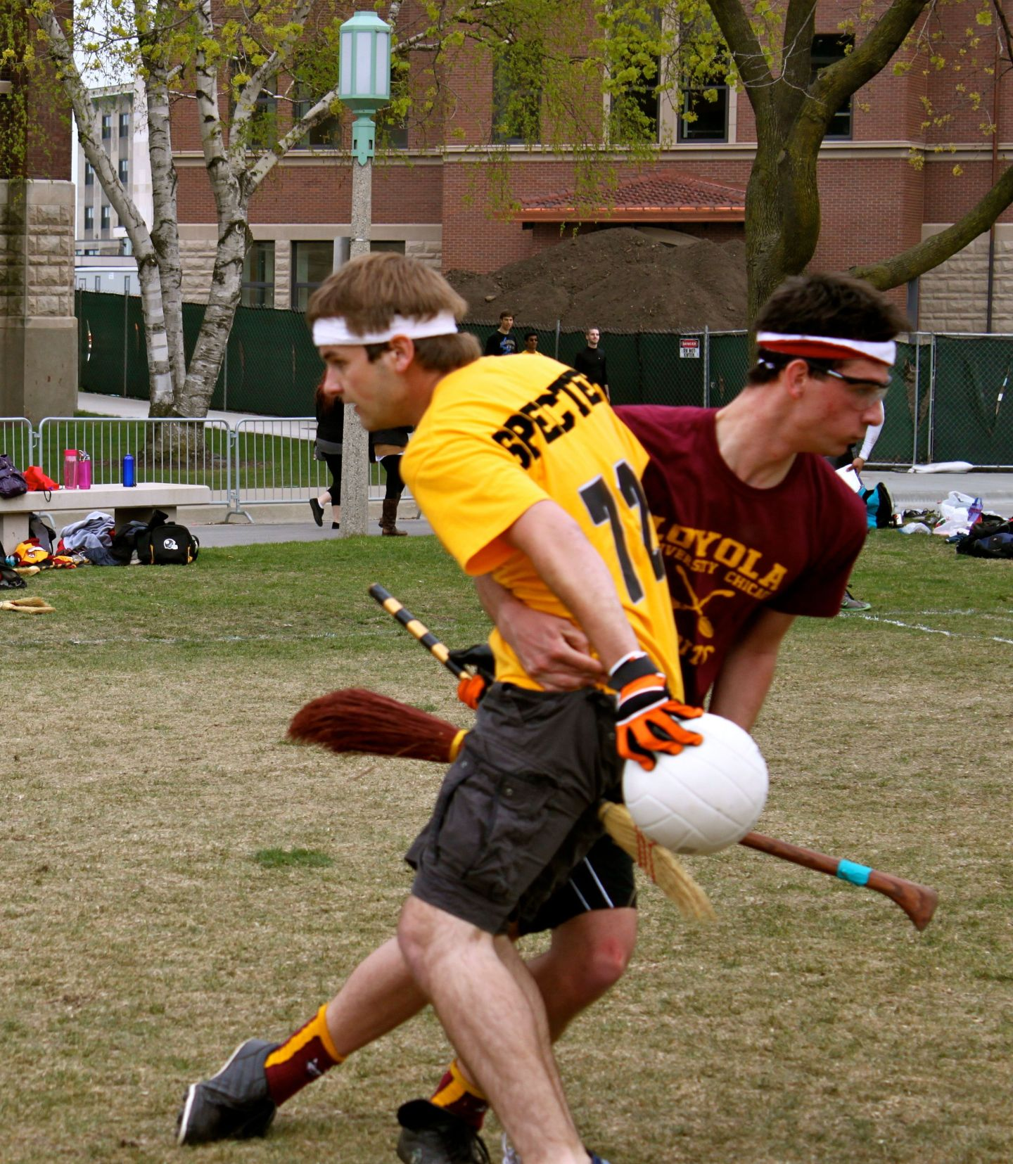 5 Things to Know Before Joining a Quidditch Team