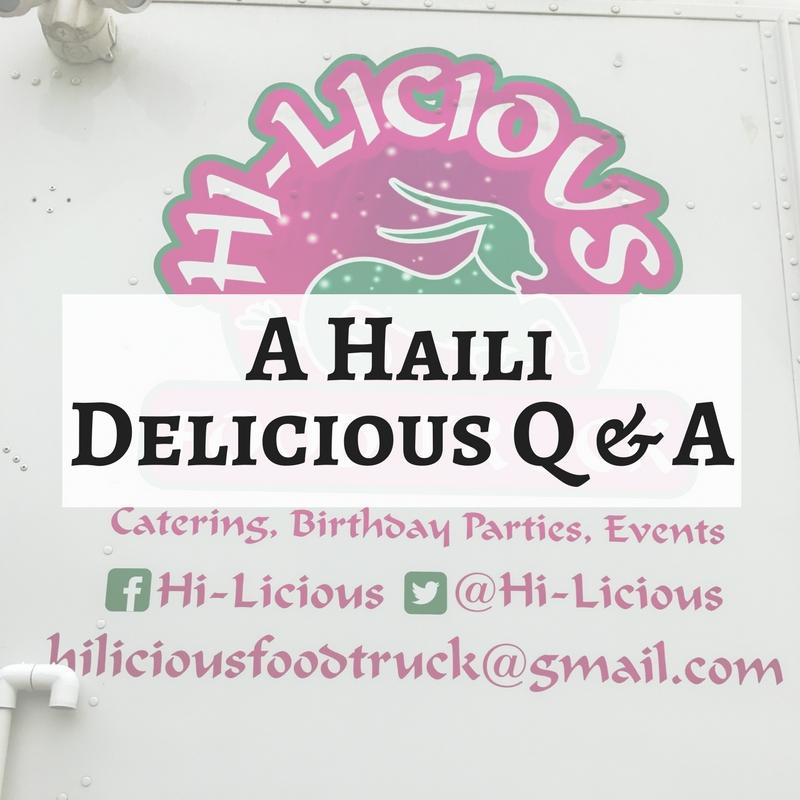 A Haili Delicious Q & A