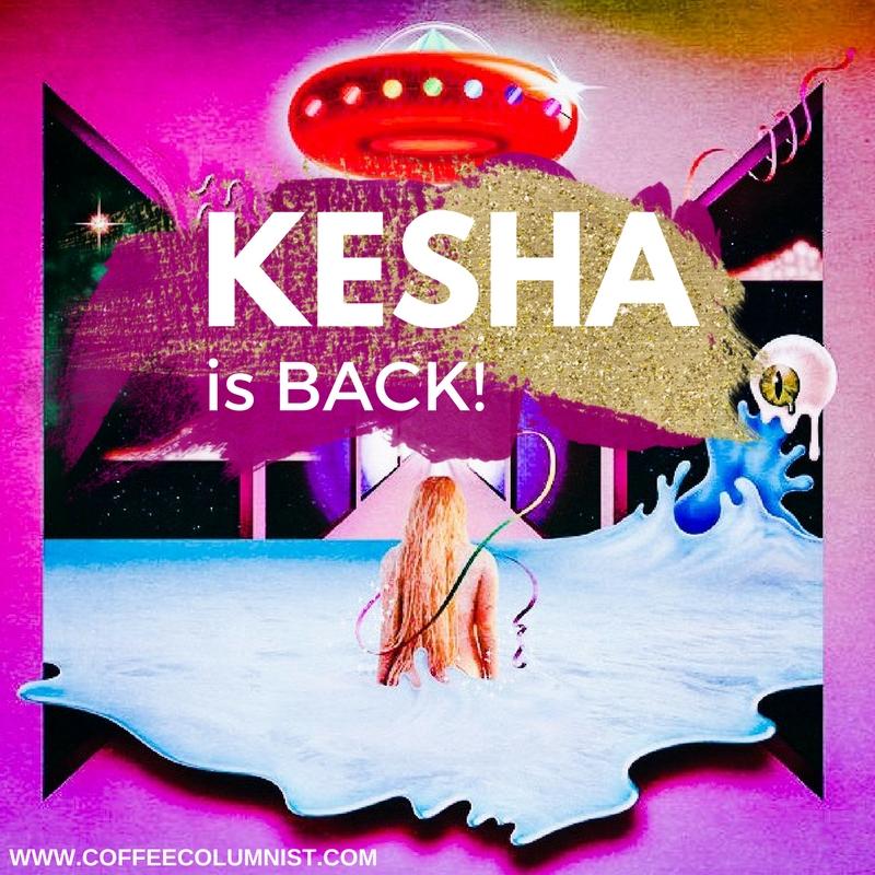 KESHA IS BACK!
