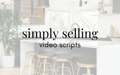 Video Scripts: Simply Selling Process
