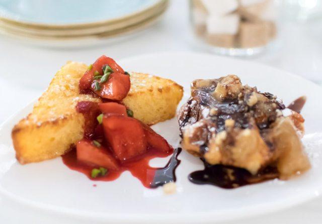 Mon Bijou - MB Brioche French Toast with Strawberry