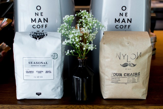One Man Coffee-Coffee blends