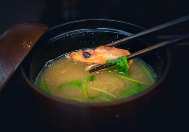 Kanda Wadatsumi — Miso Soup