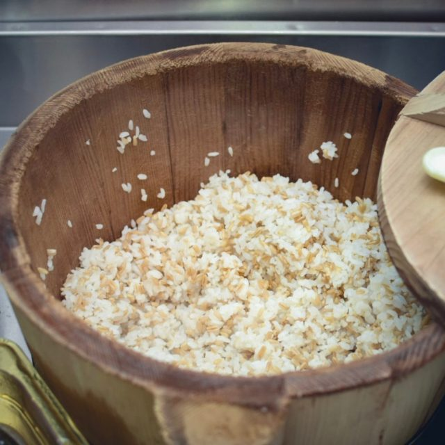 QQ Rice - Oat Rice
