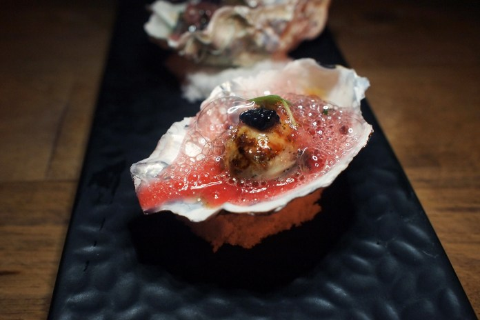 The Container — Strawberry Oyster