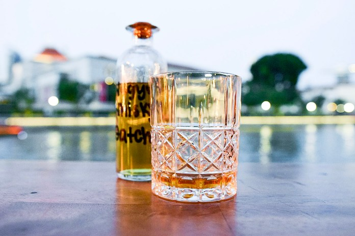 The Container — Wagyu Whisky