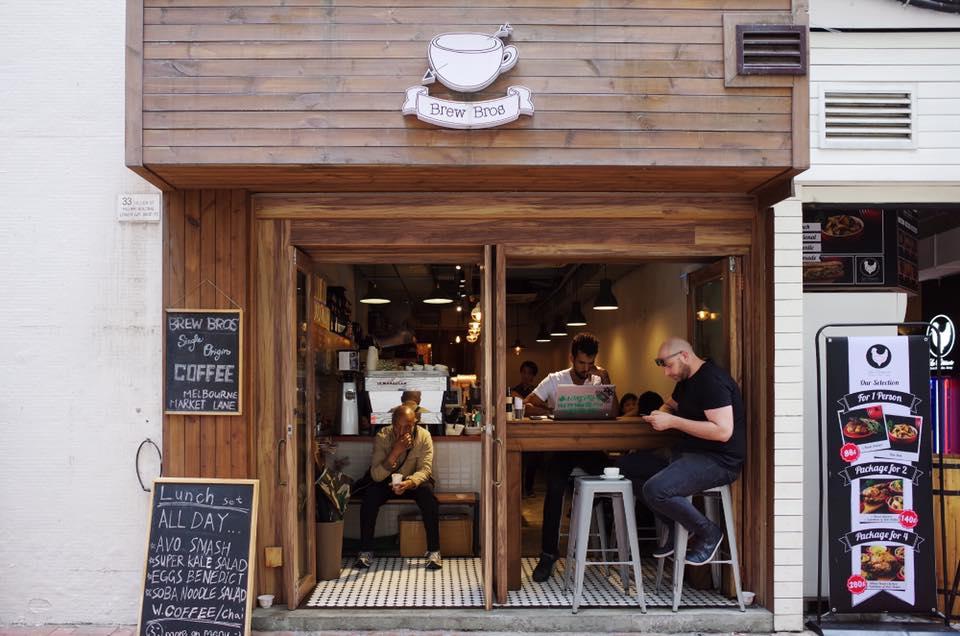 【冠軍人馬】Brew Bros Coffee – 香港咖啡文化促進會
