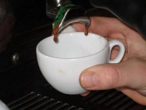 cafe coule goute a goute