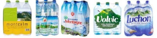 meilleure eau minérale et eau de source pour machine à café
