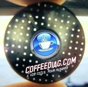 Grille machine à café lavazza EP850