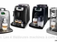les 4 meilleures machines à grains de marque saeco 2016