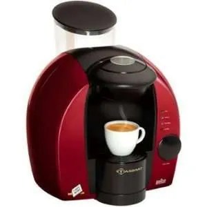 machine à café choisir tassimo