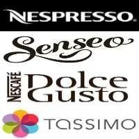 Quel machine à café choisir ?  Nespresso, Senseo, Dolce Gusto ou Tassimo ?