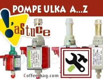 ➤Pompe Ulka & Ceme: EP-EX Tout ce qu'il faut savoir !
