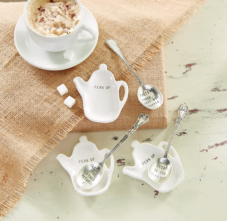 Coffee Table Accessories - Coffee Spoon Rest