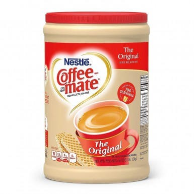Best tasting of Nestle Coffee-Mate Original