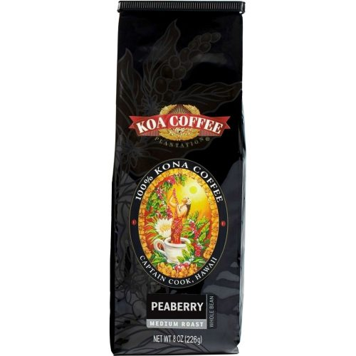 Koa coffee Peaberry Kona Coffee