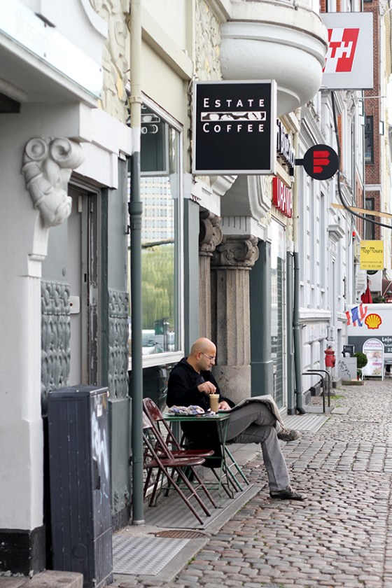 Coffee First, Copenhagen