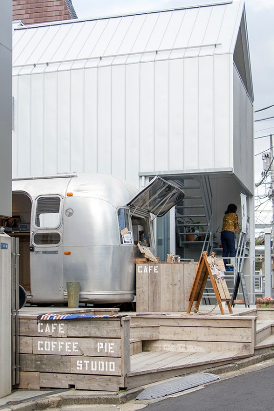 The Airstream Garden, Tokyo