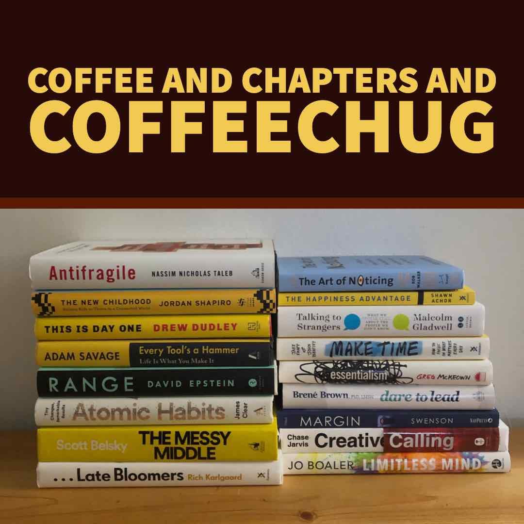 咖啡和章节和Coffeechug