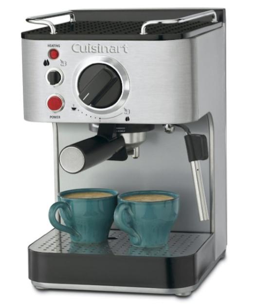Cuisinart EM-100 Stainless Steel Espresso Maker
