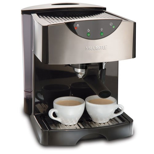 Mr. Coffee ECMP50 Espresso:Cappuccino Maker